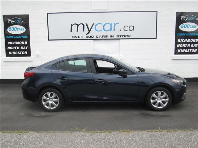 2015 Mazda Mazda3 GX (Stk: 180933) in North Bay - Image 1 of 12