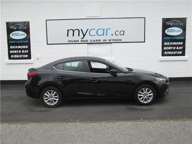 2015 Mazda Mazda3 GS (Stk: 181025) in North Bay - Image 1 of 13