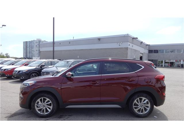 2018 Hyundai Tucson Luxury 2.0L (Stk: JN166493A) in Scarborough - Image 2 of 25
