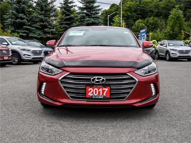 2017 Hyundai Elantra Limited (Stk: R86071A) in Ottawa - Image 2 of 12