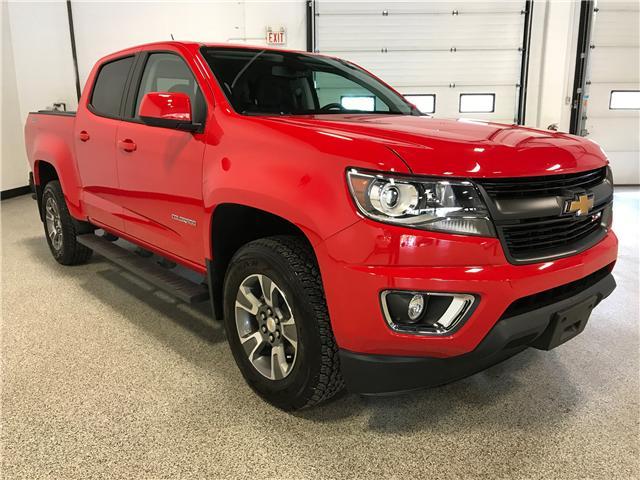 2018 Chevrolet Colorado Z71 (Stk: P11640) in Calgary - Image 2 of 10
