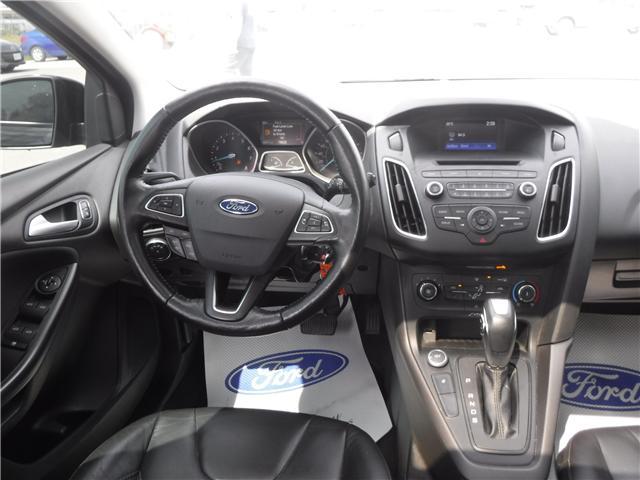 2016 Ford Focus SE (Stk: U-3612) in Kapuskasing - Image 9 of 13