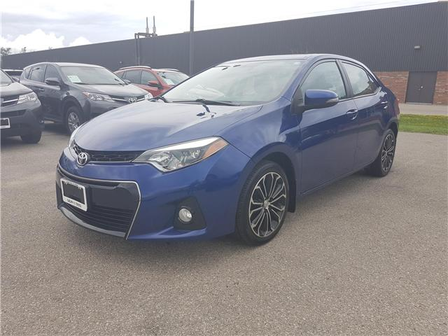 2015 Toyota Corolla S (Stk: A01457) in Guelph - Image 1 of 30
