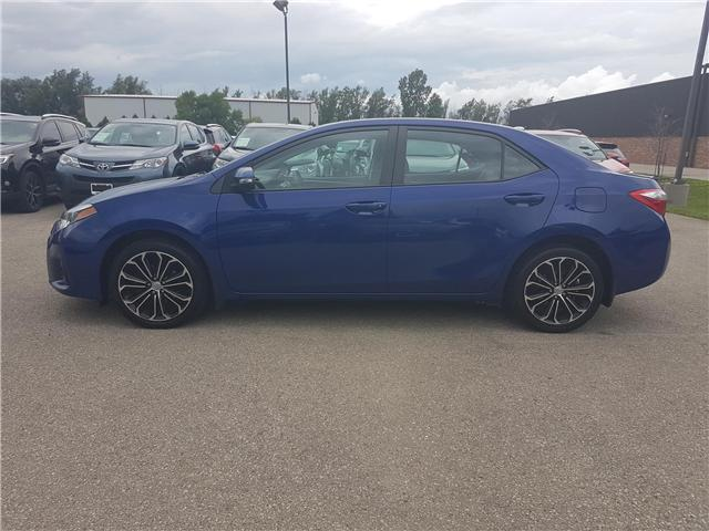 2015 Toyota Corolla S (Stk: A01457) in Guelph - Image 2 of 30
