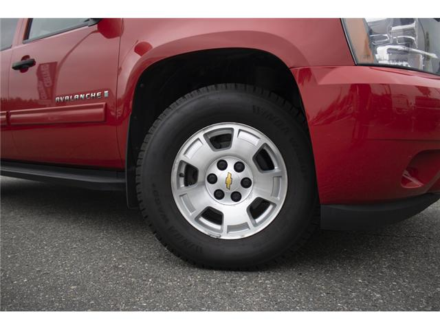 2009 Chevrolet Avalanche 1500 LS (Stk: H873106B) in Abbotsford - Image 10 of 24