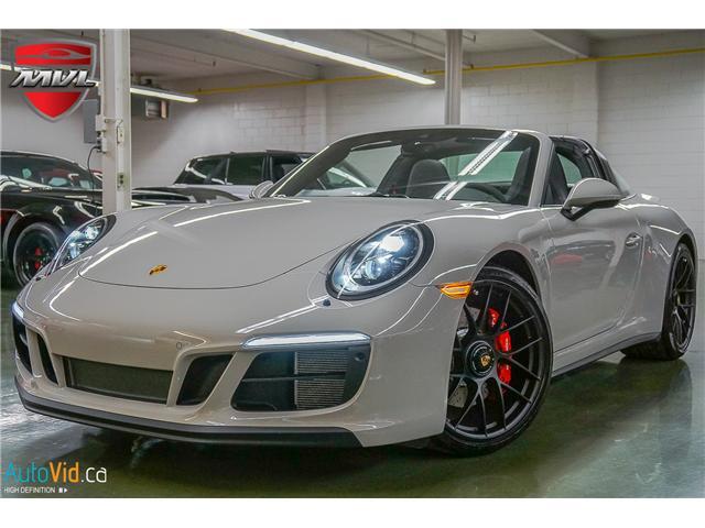 2018 Porsche 911 Targa 4 GTS (Stk: ) in Oakville - Image 2 of 41