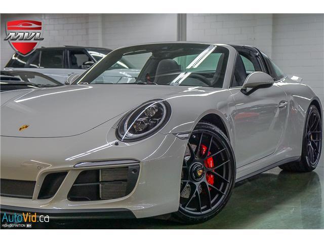 2018 Porsche 911 Targa 4 GTS (Stk: ) in Oakville - Image 1 of 41