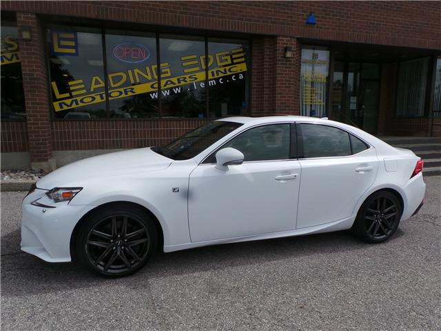 2015 Lexus IS 350  (Stk: 11031) in Woodbridge - Image 1 of 20