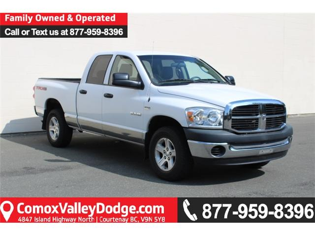 2008 Dodge Ram 1500 ST/SXT (Stk: S279502D) in Courtenay - Image 1 of 29