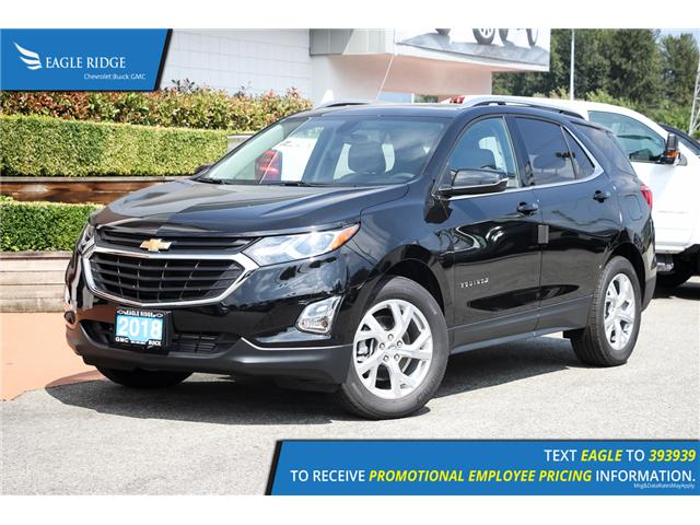 2019 Chevrolet Equinox LT (Stk: 94604A) in Coquitlam - Image 1 of 17