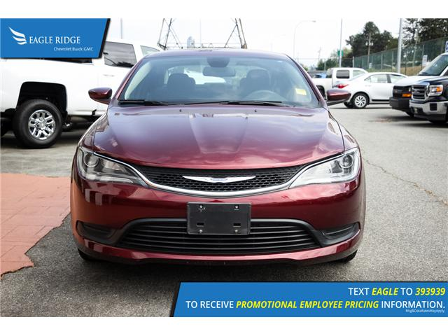 2015 Chrysler 200 LX (Stk: 153410) in Coquitlam - Image 2 of 15