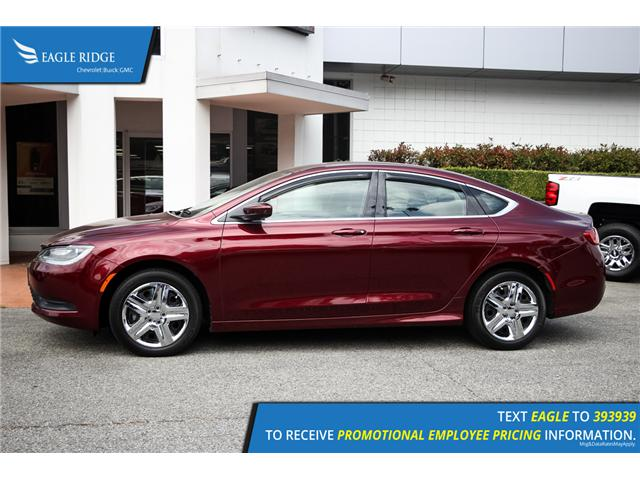 2015 Chrysler 200 LX (Stk: 153410) in Coquitlam - Image 3 of 15