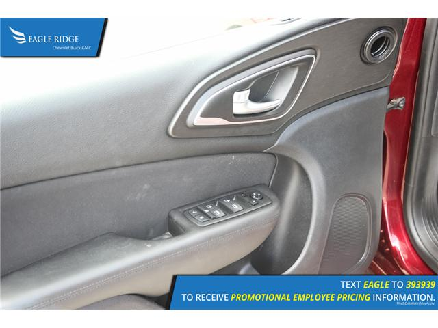 2015 Chrysler 200 LX (Stk: 153410) in Coquitlam - Image 11 of 15