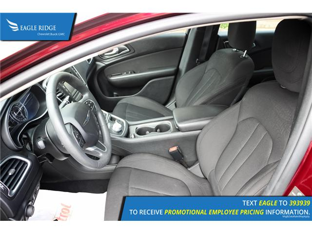 2015 Chrysler 200 LX (Stk: 153410) in Coquitlam - Image 14 of 15