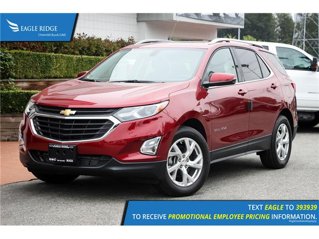 2019 Chevrolet Equinox LT (Stk: 94602A) in Coquitlam - Image 1 of 17