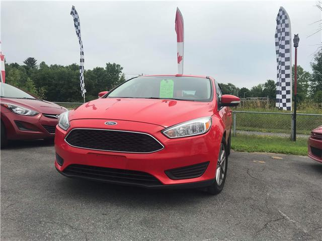 2015 Ford Focus SE (Stk: UCO350) in Cornwall - Image 1 of 5