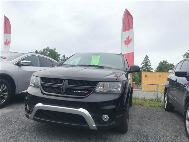 2017 Dodge Journey Crossroad (Stk: UCO493) in Cornwall - Image 1 of 5