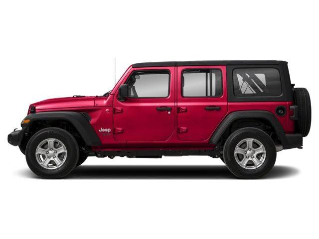 2018 Jeep Wrangler Unlimited Sport (Stk: J183925) in Surrey - Image 2 of 9