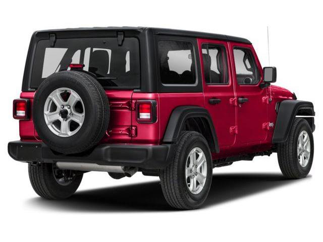 2018 Jeep Wrangler Unlimited Sport (Stk: J183925) in Surrey - Image 3 of 9