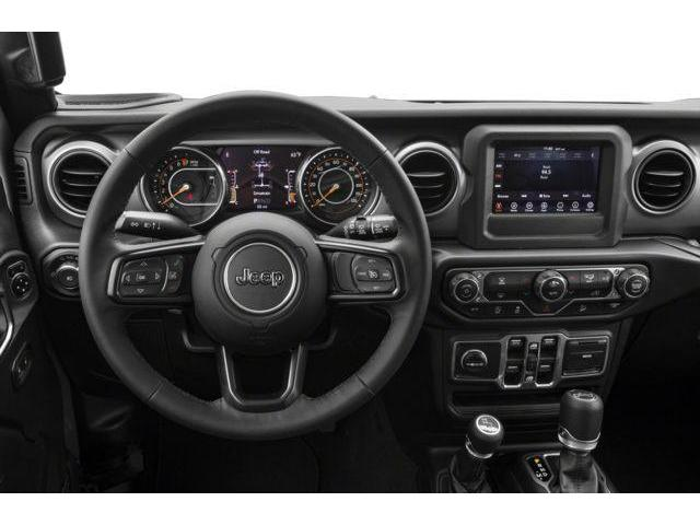 2018 Jeep Wrangler Unlimited Sport (Stk: J183925) in Surrey - Image 4 of 9