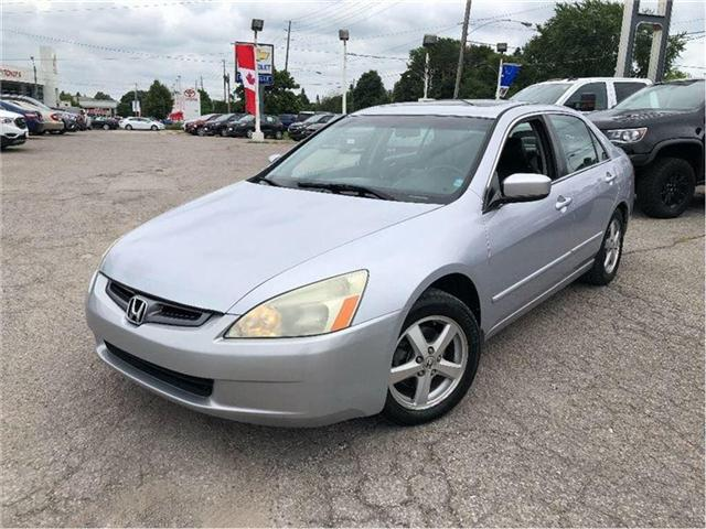 2004 Honda Accord EX-L-LEATHER-ROOF-CERTIFIED-CLEAN!!! (Stk: 212510B) in Markham - Image 2 of 20
