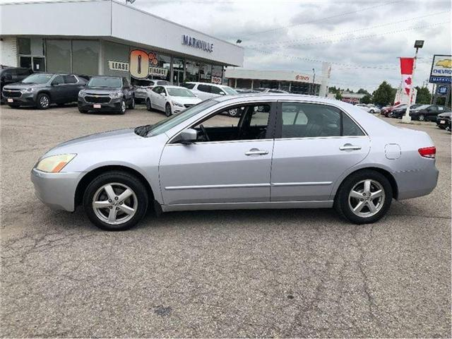 2004 Honda Accord EX-L-LEATHER-ROOF-CERTIFIED-CLEAN!!! (Stk: 212510B) in Markham - Image 3 of 20