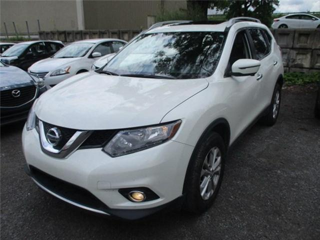 2016 Nissan Rogue SV (Stk: PT18-462) in Kingston - Image 1 of 8