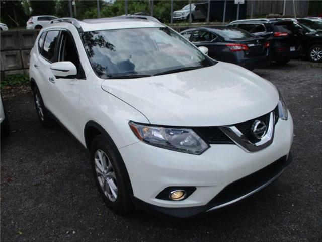 2016 Nissan Rogue SV (Stk: PT18-462) in Kingston - Image 2 of 8