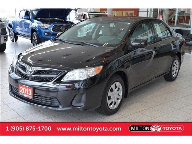 2013 Toyota Corolla  (Stk: 118405) in Milton - Image 1 of 36