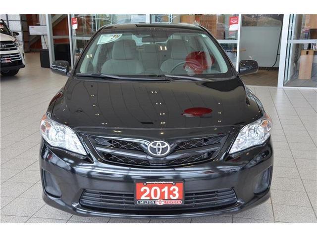 2013 Toyota Corolla  (Stk: 118405) in Milton - Image 2 of 36