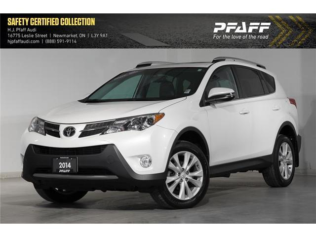 2014 Toyota RAV4 Limited (Stk: 52938) in Newmarket - Image 1 of 18