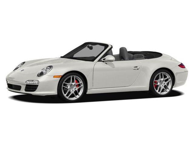 2012 Porsche 911 Carrera Cabriolet (991) w/PDK (Stk: U7156A) in Vaughan - Image 1 of 1