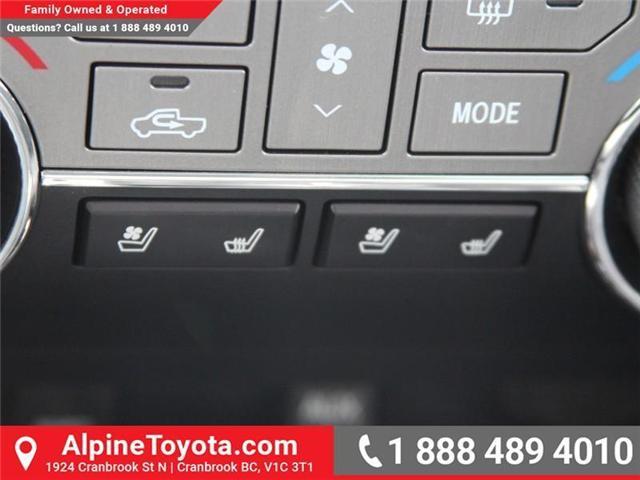 2017 Toyota Tundra Platinum 5.7L V8 (Stk: X722358A) in Cranbrook - Image 14 of 19