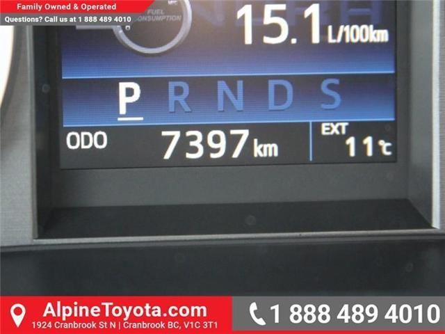 2017 Toyota Tundra Platinum 5.7L V8 (Stk: X722358A) in Cranbrook - Image 15 of 19