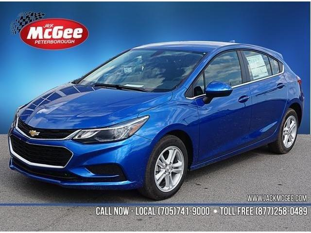 2018 Chevrolet Cruze LT Auto (Stk: 18856) in Peterborough - Image 2 of 4