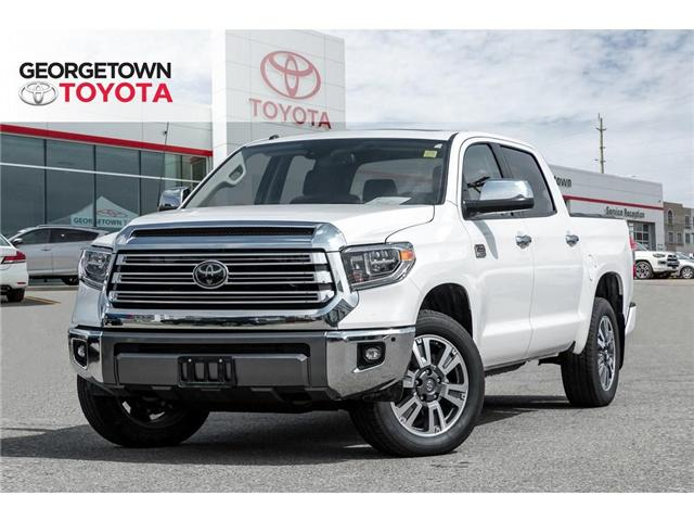 2018 Toyota Tundra  (Stk: 8TN100) in Georgetown - Image 1 of 21