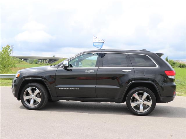 2015 Jeep Grand Cherokee Overland (Stk: 8681A) in London - Image 2 of 27