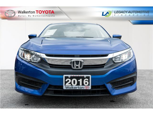 2016 Honda Civic LX (Stk: 18398B) in Walkerton - Image 2 of 20