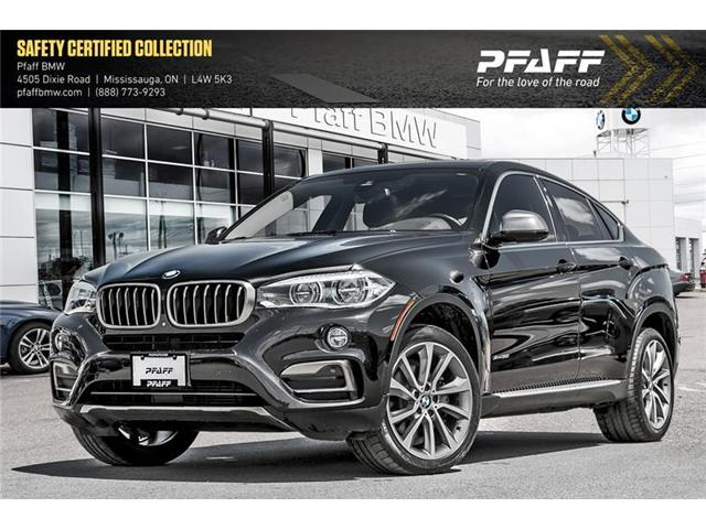 2016 BMW X6 xDrive35i (Stk: 21040A) in Mississauga - Image 1 of 19