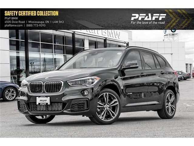 2017 BMW X1 xDrive28i (Stk: U5056) in Mississauga - Image 1 of 18