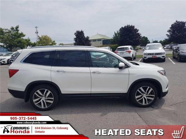 2016 Honda Pilot Touring (Stk: G1681) in Cobourg - Image 1 of 13