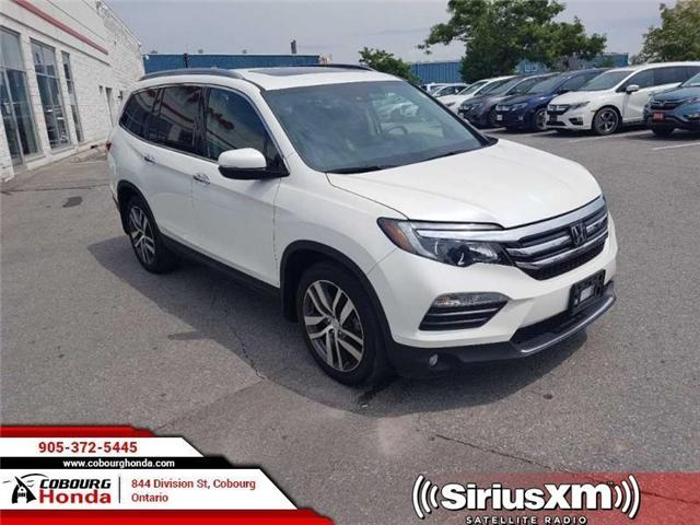 2016 Honda Pilot Touring (Stk: G1681) in Cobourg - Image 2 of 13
