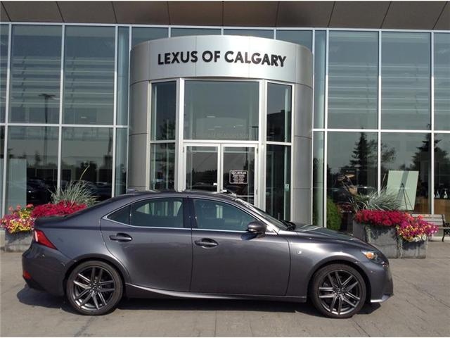 2014 Lexus IS 350 Base (Stk: 180383A) in Calgary - Image 1 of 14