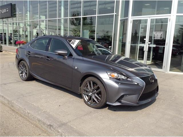 2014 Lexus IS 350 Base (Stk: 180383A) in Calgary - Image 2 of 14