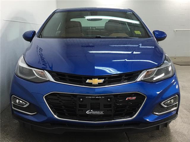2018 Chevrolet Cruze  (Stk: 33165R) in Belleville - Image 4 of 28