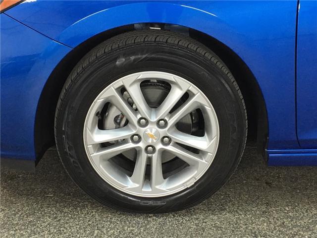 2018 Chevrolet Cruze  (Stk: 33165R) in Belleville - Image 23 of 28