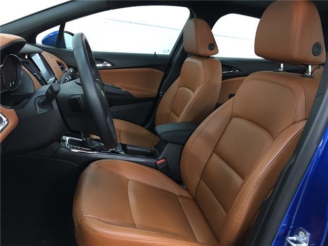 2018 Chevrolet Cruze  (Stk: 33165R) in Belleville - Image 9 of 28