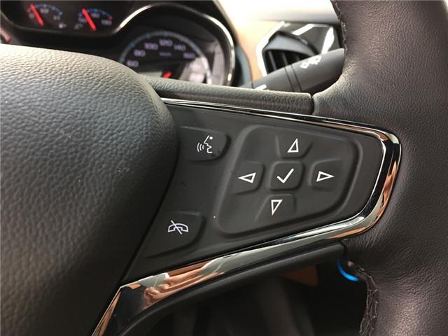 2018 Chevrolet Cruze  (Stk: 33165R) in Belleville - Image 14 of 28
