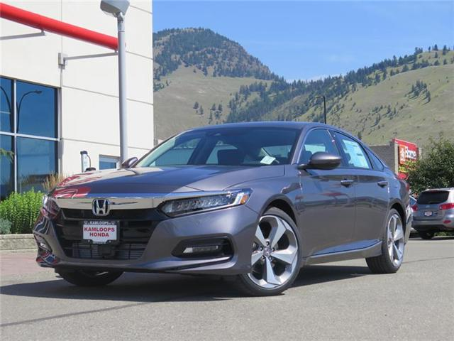 2018 Honda Accord Touring (Stk: N14047) in Kamloops - Image 1 of 22