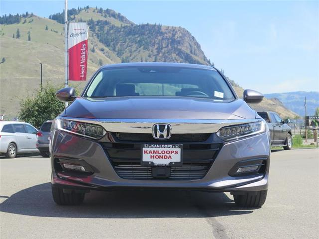 2018 Honda Accord Touring (Stk: N14047) in Kamloops - Image 2 of 22